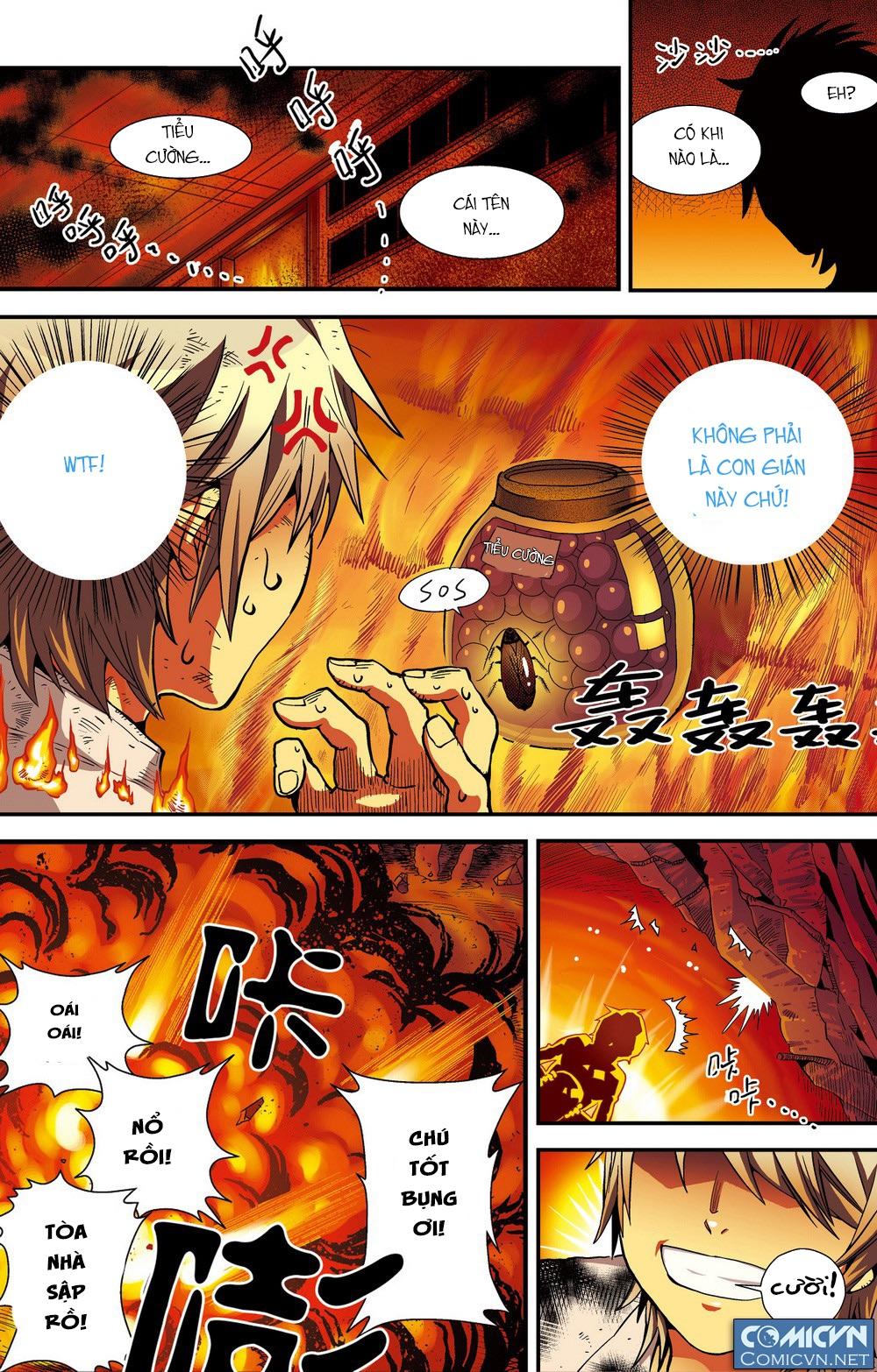 Hồi đáo Minh Triều đương Vương Gia - Chapter 1 - Pic 3