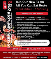 Loker Surabaya di CV. Linda Jaya Abadi (J&T Expess) Agustus 2020