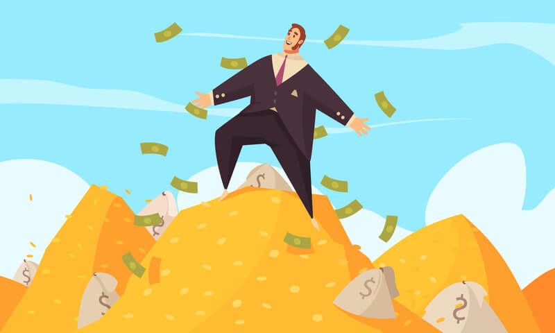 12 Ways To Become Rich - Moniedism