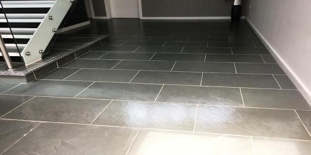 Ways to Clean Slate Floors Before Sealing
