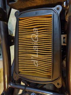 Filter Udara Yamaha V-ixion