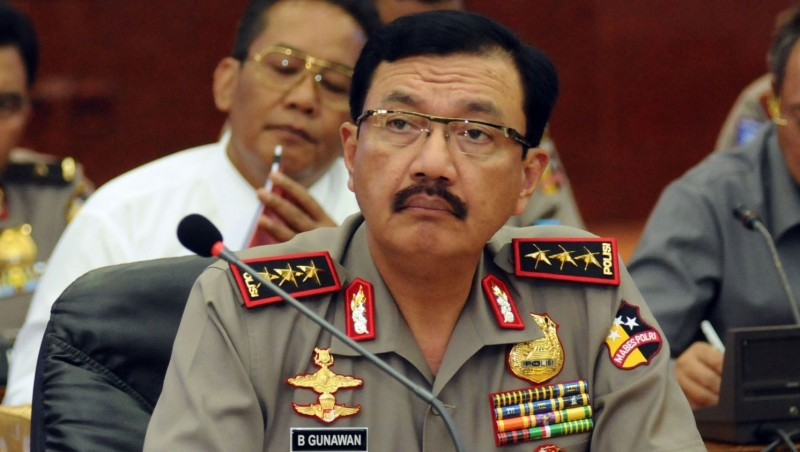 Komjen Pol Budi Gunawan akan menjadi KaBIN