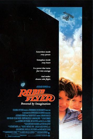 Radio Flyer - Marzyciele, czyli potęga wyobrażni (1992)