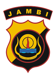 Polda Jambi Logo Vector download free