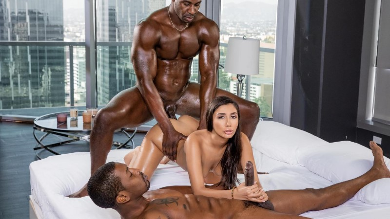 Blacked – Keeping Me Satisfied – GIANNA DIOR