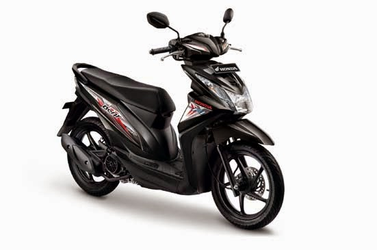All-New Honda BeAT eSP CW