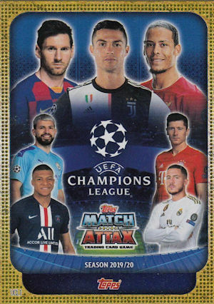 Topps Match Attax Ligue des Champions 19 20 2019 2020 gal9 Selçuk Inan Base Carte
