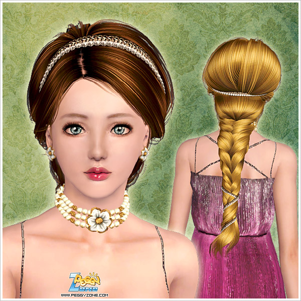 Sims 3 female clothes custom content downloads.
