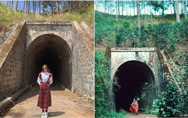 Hoa Xa Tunnel, a virtual living place to fascinate young people in Da Lat