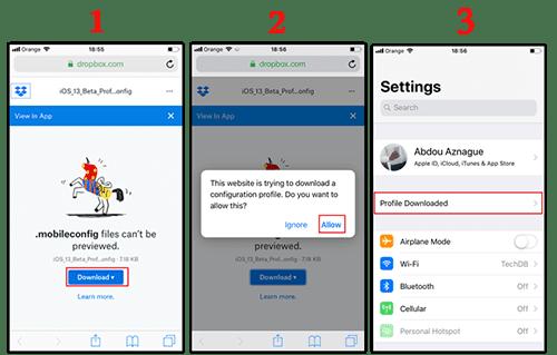 طريقة تحديث جهازك الايفون و الايباد لِـ iOS 13 Beta 2 مجانا