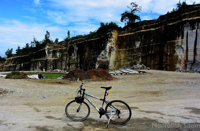 Sepeda kesayangan