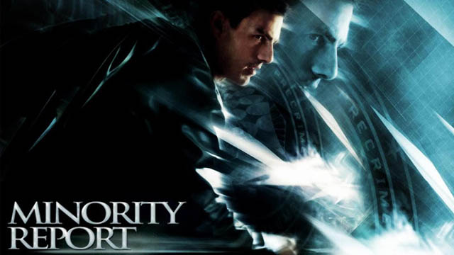 Minority Report (2002) Movie [Dual Audio] [ Hindi + English ] [ 720p + 1080p ] BluRay Download