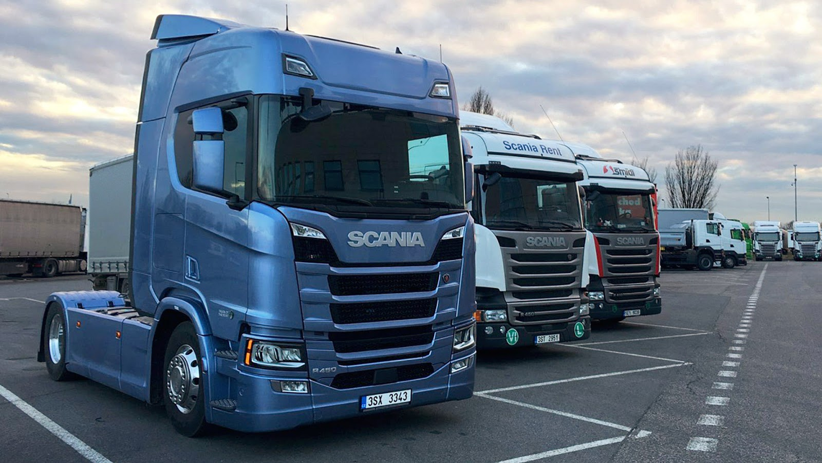 SCS Software's blog: Sound recording - SCANIA S and R