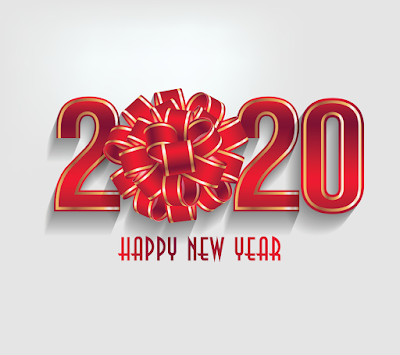 new year 2020 images with name