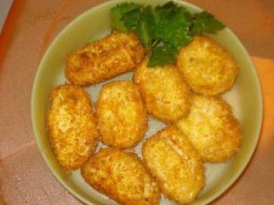 Resep Masakan Nugget Sayur Ayam
