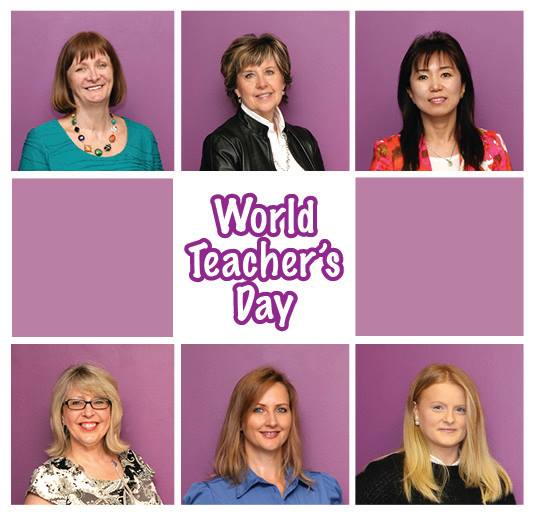 World Teachers' Day Wishes Unique Image