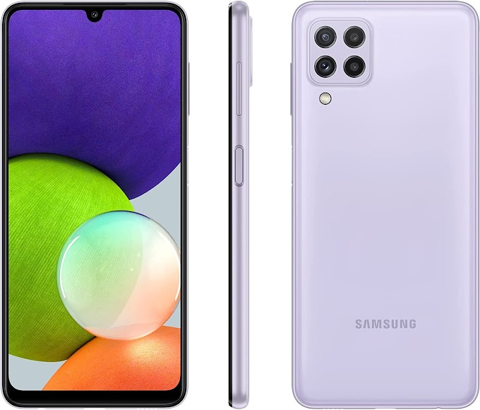جوال Samsung Galaxy A22 بسعر 999 ريال على امازون السعوديه