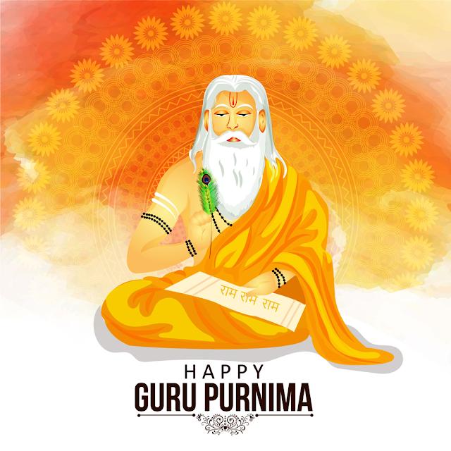 guru purnima nepalese indian festival dedicated