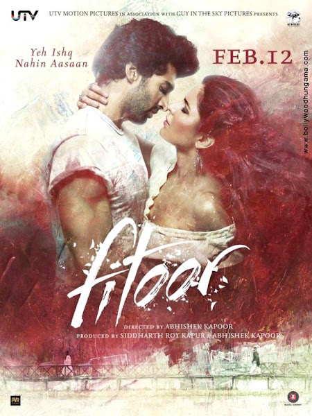 Fitoor (2016) Movie Poster No. 3
