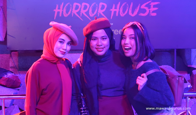 RUMAH HANTU TRAIN TO BUSAN DI RESORT WORLD GENTING