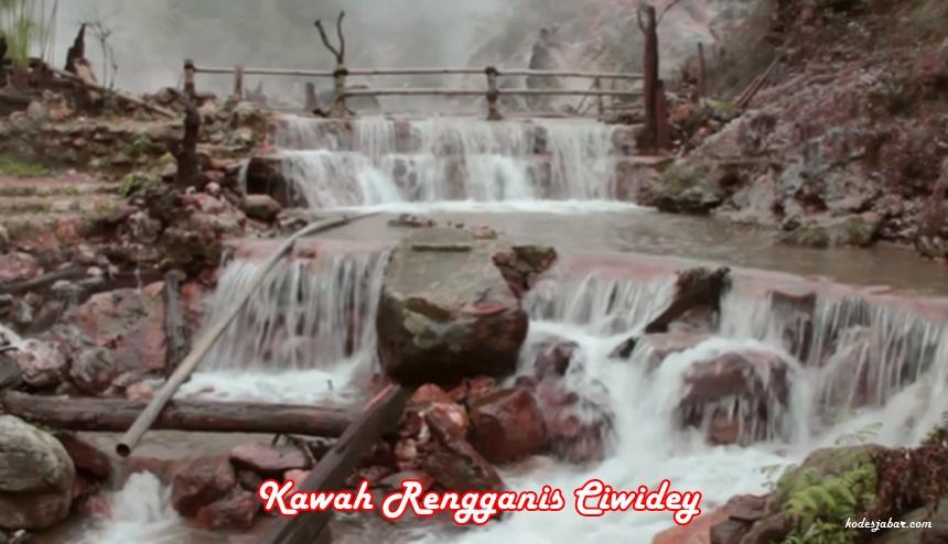 Kawah Rengganis Ciwidey, Surga yang Tersembunyi di Desa Cibuni
