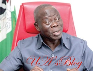 I chose to be an attack dog - We will see who is who in February next year - Oshiomhole