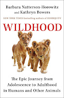 reivew of Wildhood by Barbara Natterson-Horowitz and Kathryn Bowers