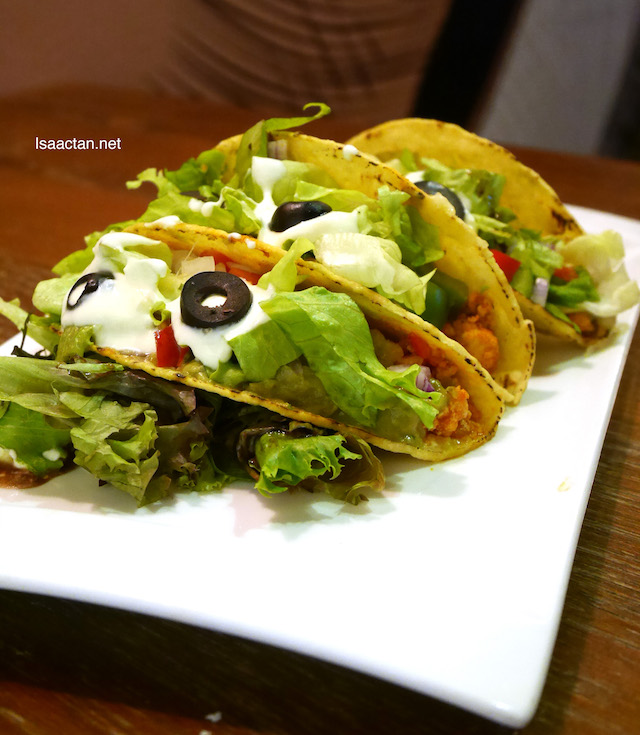 Taco About It (RM22.90)