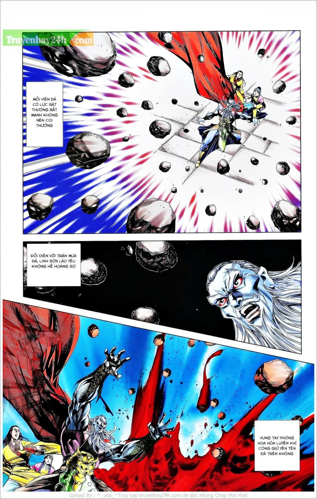Tần Vương Doanh Chính chapter 25 trang 23