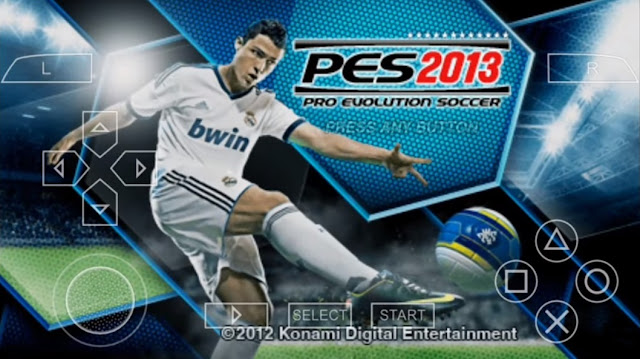 Download PES 2013 PPSSPP for Android Game