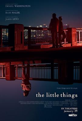 Veja o Trailer de The Little Things, Um Thriller Criminal Protagonizado por Denzel Washington, Rami Malek e Jared Leto
