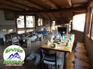 Refugio Casa de Campo en la Montaña - Epuyenaventura.com Guias