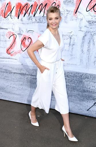 Natalie Dormer best red carpet fashion dresses photo