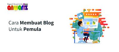 Cara Buat Blogger Gratis Ternyata Sangat Mudah