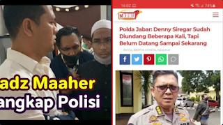 Pengacara Ungkap Kejanggalan dalam Penangkapan Ustadz Maaher, Bandingkan Kasus Desi