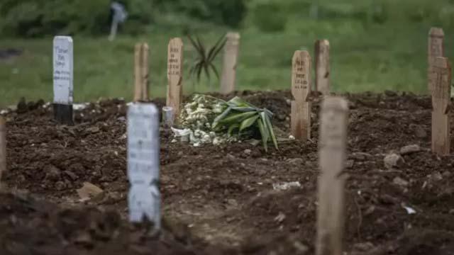 DPR: Kejahatan Kemanusiaan Korban Covid-19 Dipalak Rp 2,8juta Untuk Pemakaman