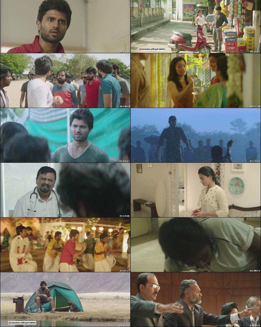 Dear Comrade 2019 Full Hindi Dubbed Movie Download