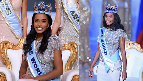 Miss World 2019 es Jamaica