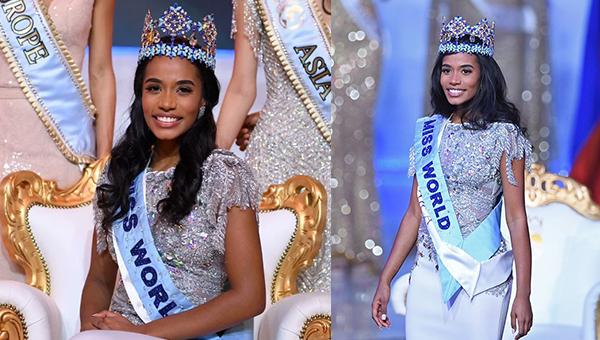 Miss World 2019 es Jamaica