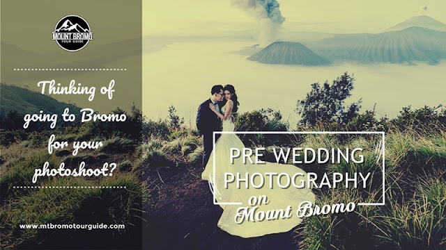 Pre wedding Photography on Mount Bromo