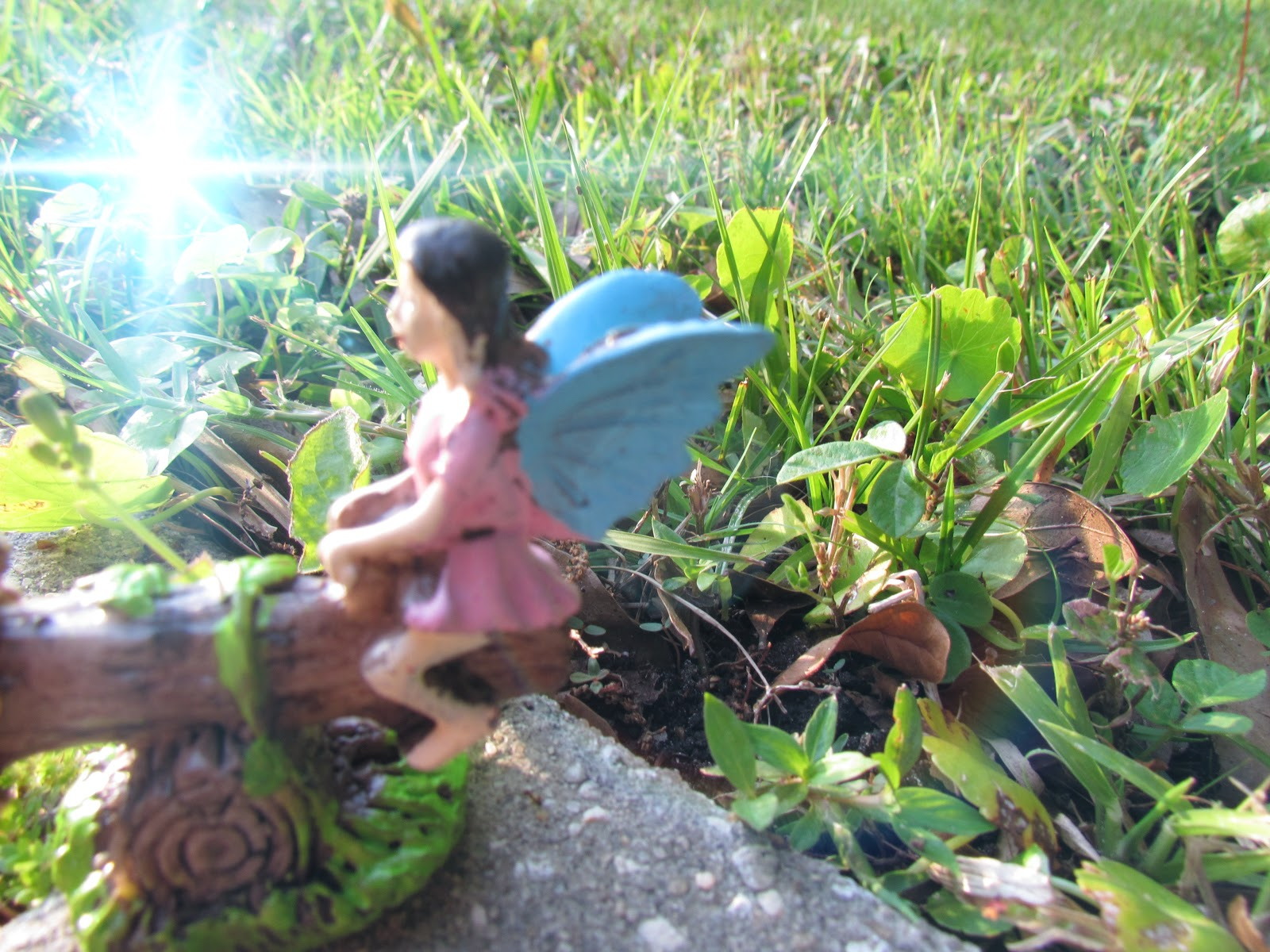 Working within the earthly realm with nature angels and earth goddesses