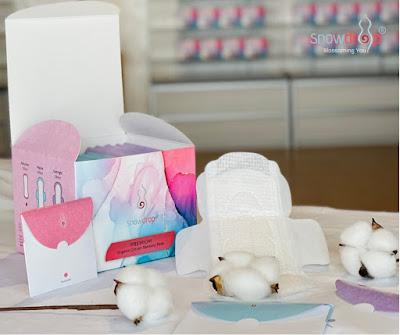 Premium Organic Cotton Sanitary Pad Malaysia