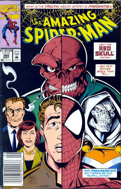 Lubanja na djelu - Spider-Man