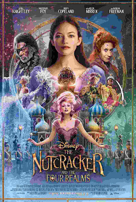 Download The Nutcracker and the Four Realms (2018) Dual Audio (Hindi-English) 480p [300MB] || 720p [1GB]