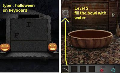 100 Floors Halloween Walkthrough