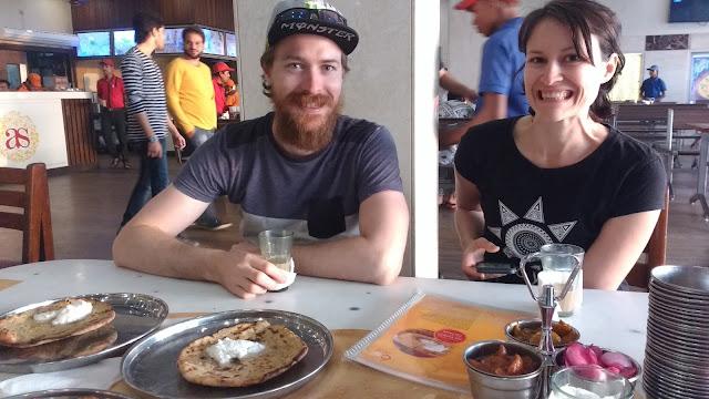 Maria & James from Australia