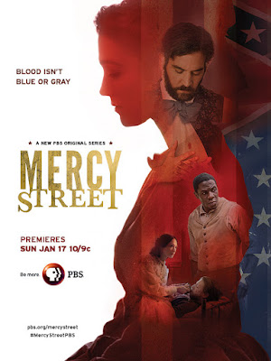 Mercy Street Series Poster