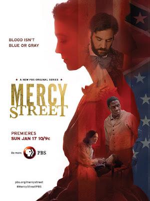 Mercy Street Series Poster