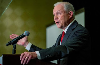 Jeff Sessions just got some good news….