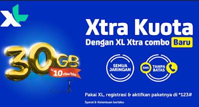 Cara Transfer Kuota XL ke XL dan Operator Lain 2018